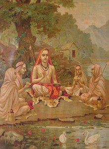 His Holiness Shri. Adi Sankaracharya