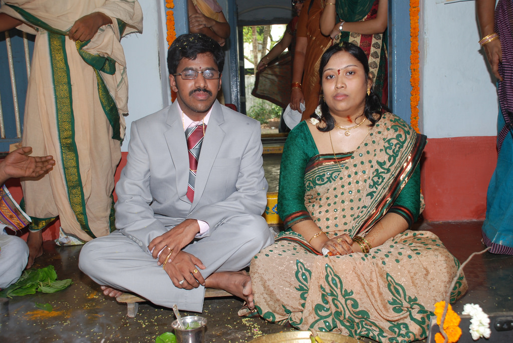 On engagement day 8th May, 2011