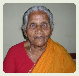 Our grand mother Smt. Chakravarthula Suramma (October 12, 1919 - February 2, 2016)
