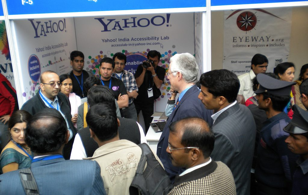 My experience at Techshare India 2010